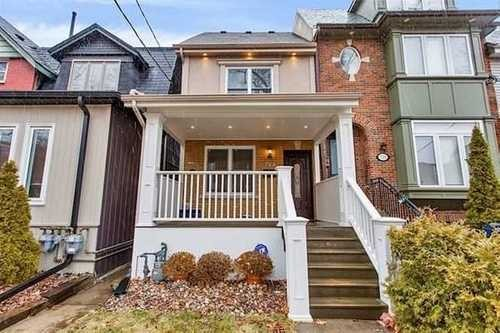 723 Markham St ,  C3707606, Toronto,  Att/Row/Townhouse,  for rent, , Rajan Prashar, Century 21 Green Realty Inc., Brokerage *